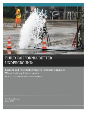 2015 ACEC Infrastructure Discussion paper