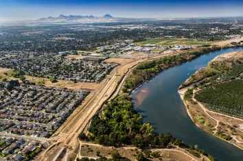 AECOM California Department of Water Resources Urban Levee Evaluation Project