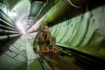 Bay Division Pipeline (BDPL) Reliability Upgrade-- TUNNEL