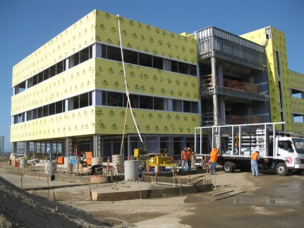 Arcadis U.S., Inc. North Operations and IT Management Building, POLB Middle Harbor Redevelopment