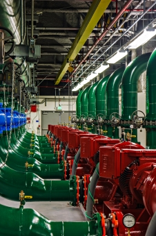 ARUP LAX Central Utility Plant Replacement