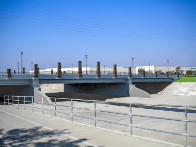 Biggs Cardosa Associates, Inc. Firestone Boulevard Bridge Replacement over San Gabriel River