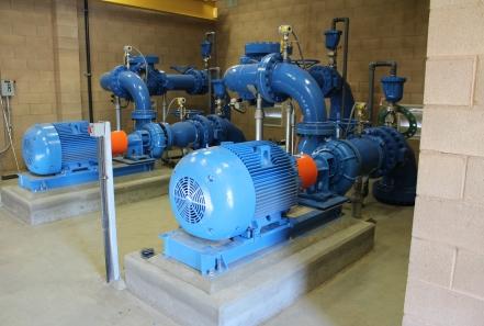Infrastructure Engineering Corporation San Elijo Hills Pump Station