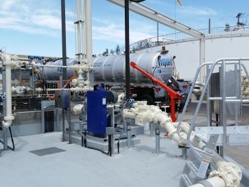 Kennedy:Jenks Consultants Phase 1 of the EWA Energy Program - Alternative Fuel Receiving Facilities