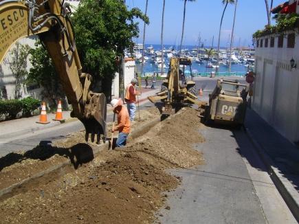 Michael Baker International Sewer System Rehabilitation and Repair Program