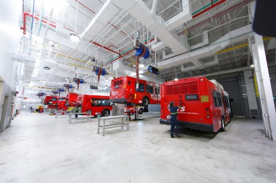 STV South Bay Bus Maintenance Facility Expansion