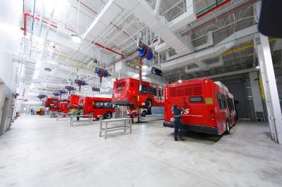 STV South Bay Bus Maintenance Facility Expansion