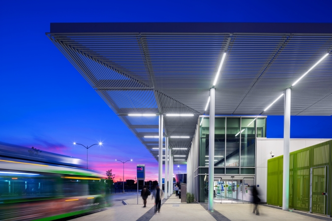San Bernardino Associated Governments- San Bernardino Transit Center